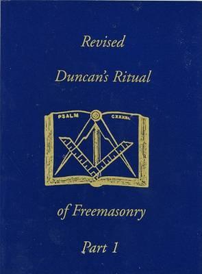 Duncan's Ritual of Freemasonry Part 2