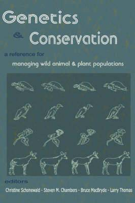 Genetics and Conservation: A Reference for Managing Wild Animal and Plant Populations