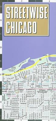 Streetwise Chicago Map.Magrudy Com Streetwise Chicago Map Laminated City Center Street