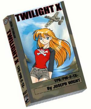 Twilight-X Pocket Manga: v. 4