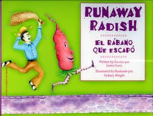 Runaway Radish: El Rabano Que