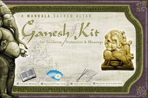 The Ganesh Kit: For Guidance, Protection and Blessing