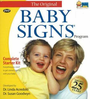 Original  Baby Signs  Program Complete Starter Kit: Everything You Need to Get Started Signing with Your Baby