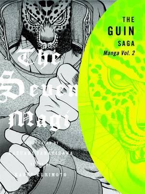 The Guin Saga Manga: The Seven Magi: Vol. 2