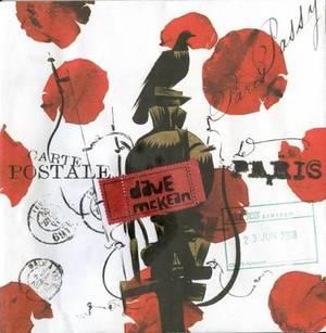 Dave McKean: Postcards from Paris