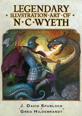 Legendary Illustration Art of N.C. Wyeth PB
