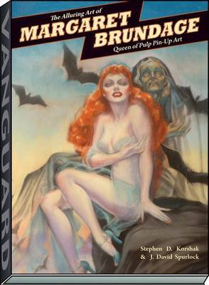 The Alluring Art of Margaret Brundage: Queen of Pulp Pin-Up Art