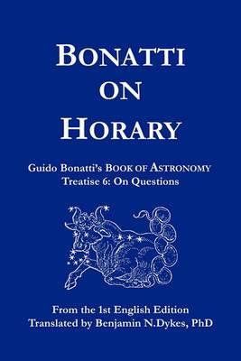 Bonatti on Horary