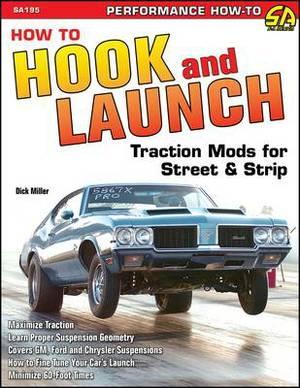 How to Hook and Launch Traction Mods for Street & Strip: Maximise Traction. Learn Proper Suspension Gormetry. Covers GM, Ford and Chrysler Suspensions. How to Fine Tune Your Car's Launch. Minimize 60 Foot Times