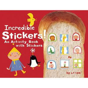 Incredible Stickers!: An Activity Book with Stickers