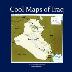 Cool Maps of Iraq: History, Oil Wealth, Politics, Population, Religion, Satellite, and More