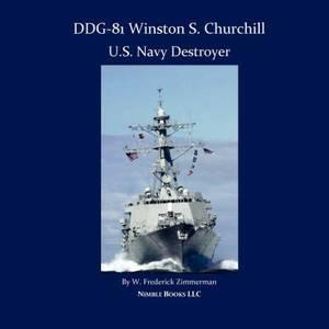 Ddg-81 Winston S. Churchill, U.S. Navy Destroyer