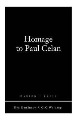 Homage to Paul Celan