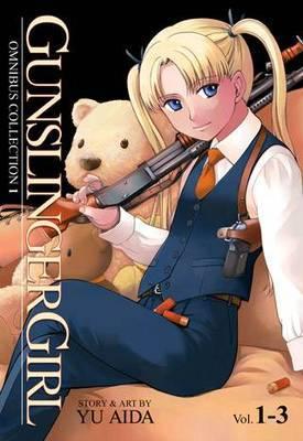 Gunslinger Girl Omnibus Collection 1: v. 1-3