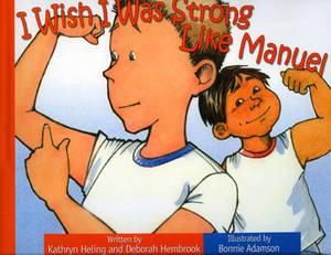 I Wish I Was Strong Like Manue