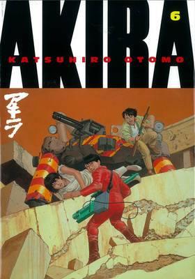 Akira Volume 6