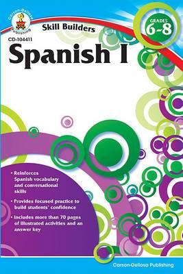 Spanish I, Grades 6 - 8