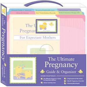 The Ultimate Pregnancy Guide & Organizer