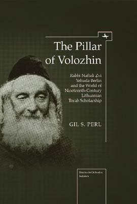 The Pillar of Volozhin: Rabbi Naftali Zvi Yehuda Berlin and the World of Nineteenth Century Lithuanian Torah Scholarship