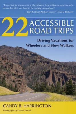 22 Accessible Road Trips: Travel Ideas for Wheelers and Slow Walkers