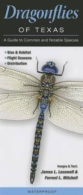 Dragonflies of Texas: A Guide to Common & Notable Species