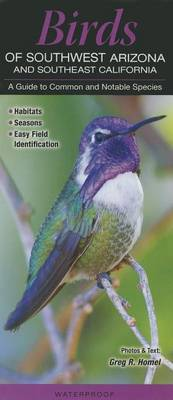 Birds of Southwest Arizona and Southeast California: A Guide to Common & Notable Species