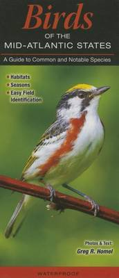 Birds of the Mid-Atlantic States: A Guide to Common & Notable Species