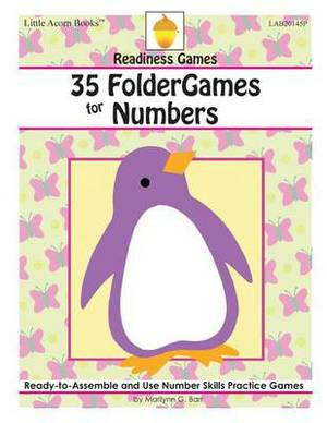 35 Foldergames for Numbers: Readiness Games