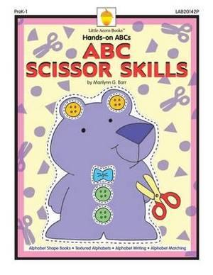 ABC Scissor Skills