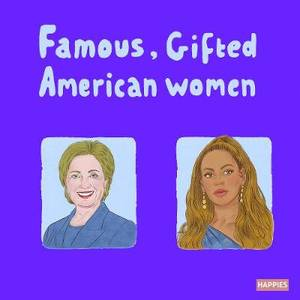 Famous Gifted American Women