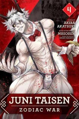Juni Taisen: Zodiac War (manga), Vol. 4