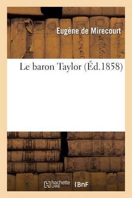 Le Baron Taylor