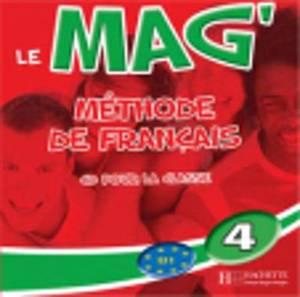 Le Mag: CD audio classe 4