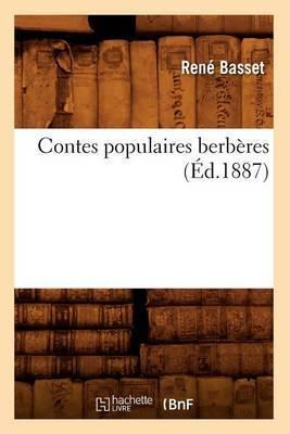 Contes Populaires Berberes (Ed.1887)