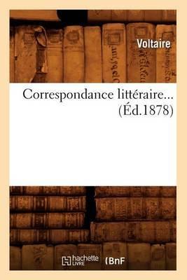 Correspondance Litteraire... (Ed.1878)