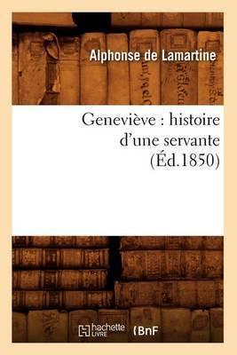 Genevieve: Histoire D'Une Servante (Ed.1850)