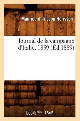 Journal de La Campagne D'Italie, 1859 (Ed.1889)