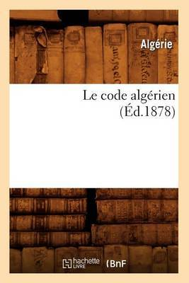 Le Code Algerien