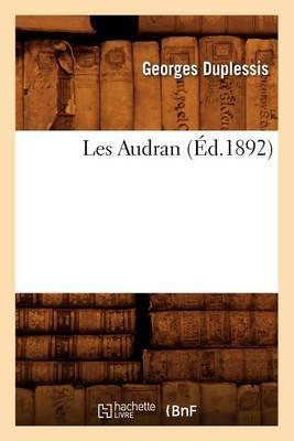 Les Audran (Ed.1892)
