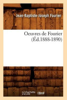 Oeuvres de Fourier