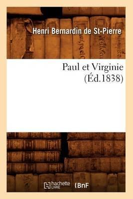 Paul Et Virginie (Ed.1838)