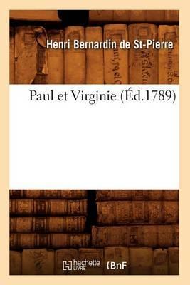 Paul Et Virginie, (Ed.1789)