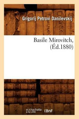 Basile Mirovitch, (Ed.1880)