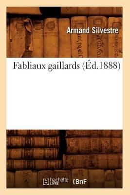 Fabliaux Gaillards (Ed.1888)