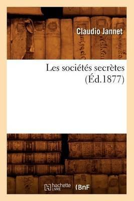 Les Societes Secretes (Ed.1877)