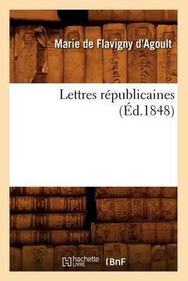 Lettres Republicaines (Ed.1848)