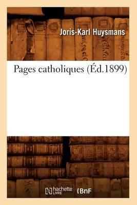 Pages Catholiques (Ed.1899)