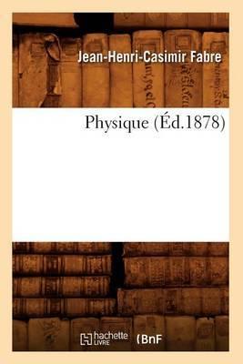Physique (Ed.1878)