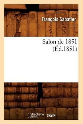 Salon de 1851, (Ed.1851)