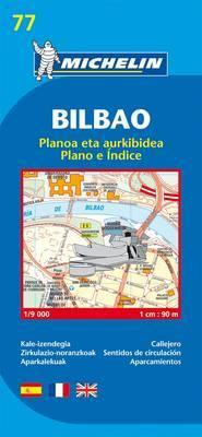 Map 9077 Bilbao: 2007